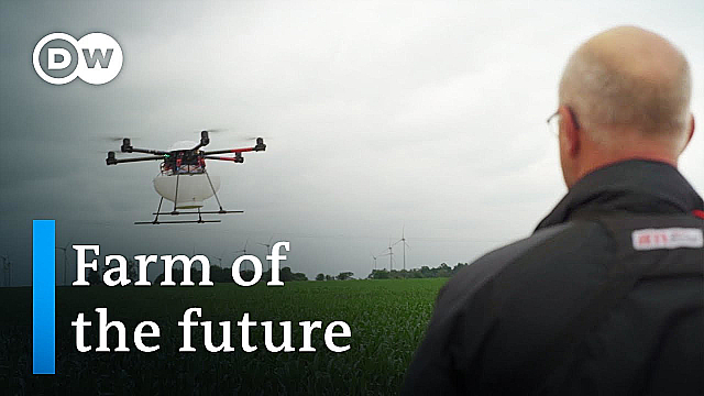 Watch Full Movie - Drones, Robots and Super Sperm - the Future of Farming - Watch Trailer